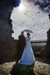 Wedding at Dunce Castle