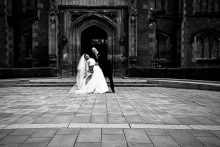 Queens University Belfast Wedding