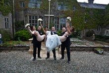 Bellisle Castle Wedding