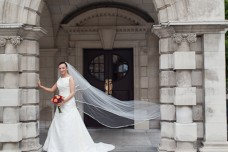 Wedding at Belfast city Hall by Colin Turtle Photography