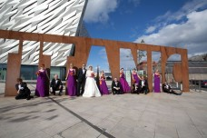 Wedding at Titanic Belfast